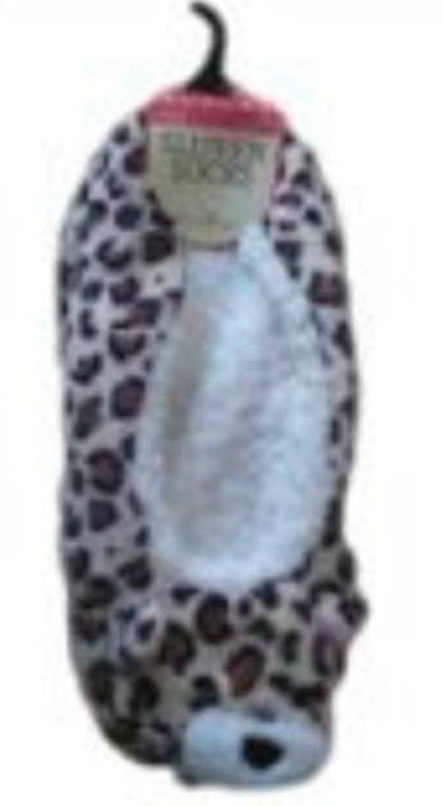 New de forro polar calcetines de zapatillas Primark de piel sintética Estampado De Leopardo Mujer Tamaño 6 7 8 forro footlets Loungewear: Amazon.es: Ropa y ...