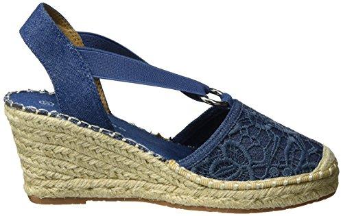 Supremo 2726902 - Sandalias Mujer Pantalon De Mezclilla (Jeans)