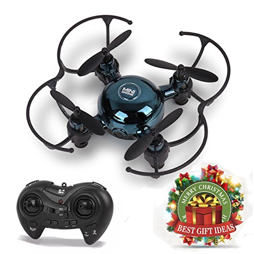 Mini RC Helicopter Newest Headless Mode 2.4Ghz LED RC Quadcopter Altitude Hold Mini Pocket Drone Good Choice for Drone Training ( Not Including Camera )