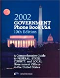 Government Phone Book U. S. A. 2002, , 0780805003