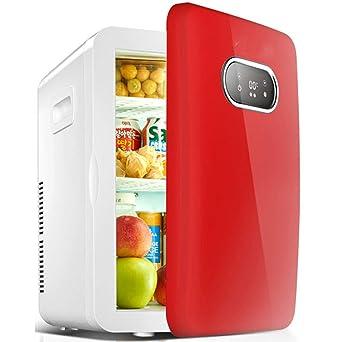20L Mini Nevera, Portátil Frigorífico Individual Refrigeración y ...