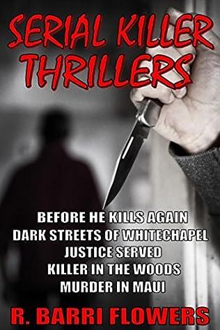 book cover of Serial Killer Thrillers 5-Book Bundle