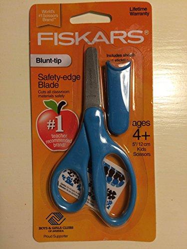 Fiskars Blunt-tip Safety-edge Blade Scissors