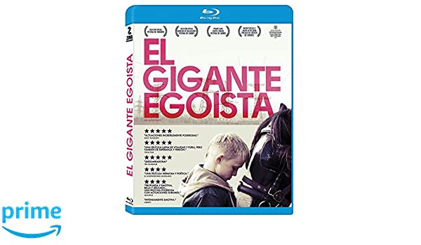Amazon.com: El Gigante Egoísta (The Selfish Giant) A Clio Barnard Film - English Audio with Spanish Subtitles - Region Free: Conner Chapman, Shaun Thomas, ...
