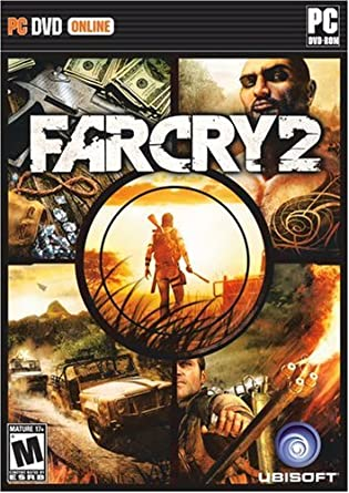 Amazon Com Far Cry 2 Pc Video Games