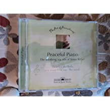 Peaceful Piano (The Soothing Sounds of Stress Relief) The Art of Aromatherapy, Bath & Body Works