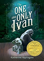 Winner of the Newbery Medal and a #1 New York Times bestseller!   This stirring and unforgettable novel from renowned author Katherine Applegate celebrates the transformative power of unexpected friendships. Inspired by the true story of a c...