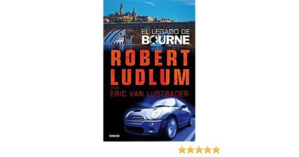 El legado de Bourne (Umbriel thriller)