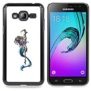 "Planetar ( Kid Casco pistola láser Madres de Niños"" ) Samsung Galaxy J3(2016) J320F J320P J320M J320Y Fundas Cover Cubre Hard Case Cover"