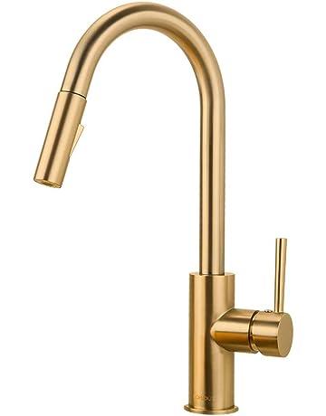 Bronze Faucets Kitchen