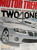 2004 Acura TL / 2004 Cadillac CTS / 2004 Infiniti G35 / 2004 Saab 9-3 aero / 2004 Honda Civic Hybrid / 2004 Toyota Prius / 2004 Honda Insight / 2003 Toyota Prius / 2005 Chrysler 300 C Road Test
