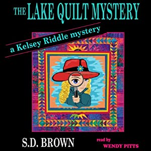 The Lake Quilt Mystery Audiobook