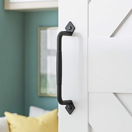 1pcs Retro Door Lock Door Pull Handle for Sliding Barn Door Furniture Hardware