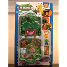 Pokemon polly pocket rare compact new and sealed in uk pikachu and oddish by Tomy