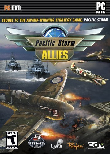 Pacific Storm Allies - PC (Storm Pc Pacific Game)