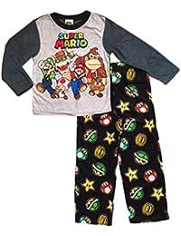 Amazon.com: Super Mario - Sleepwear & Robes / Clothing: Clothing ...