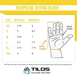 Tilos Neoprene Diving Gloves with Touch