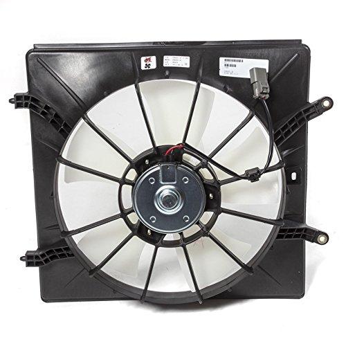 CarPartsDepot HO3115113 99-04 Honda Odyssey SUV V6 Motor//Blade//Fan Condenser Assembly