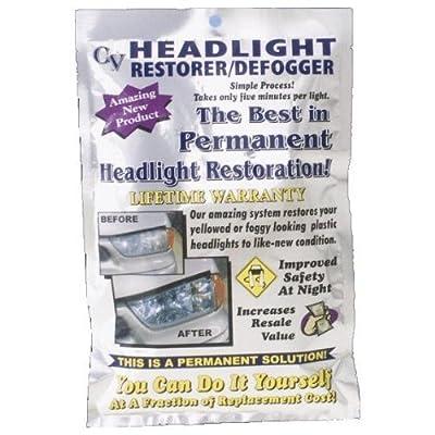 Headlight Restoration Kit/Defogger