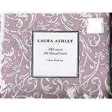 Laura Ashley 200TC King Sheet Set Ashby Lilac