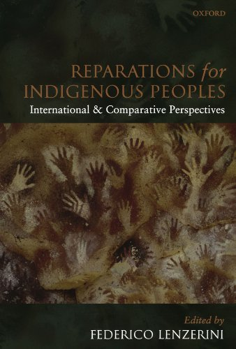 Reparations for Indigenous Peoples: International and Comparative Perspectives Pdf