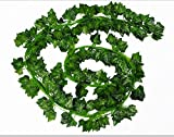 YOFIT Ivy Silk Greenery Home Decor Indoor Outdoors Wedding Party Garlands