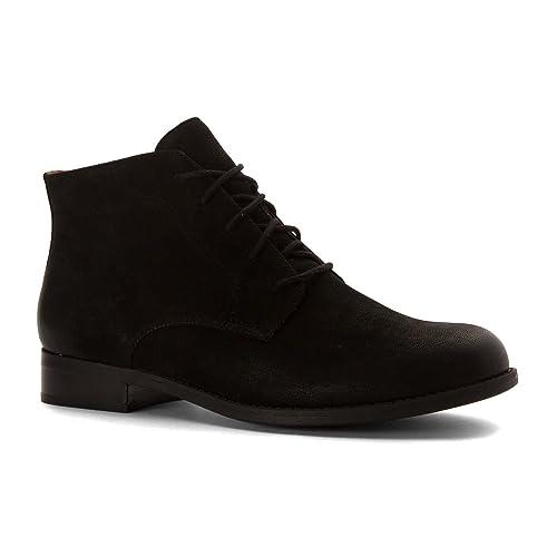 Vionic Womens Mira Boot Black Size 5