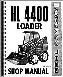Misc. Tractors Gehl HL4400 Skid Steer Service Manual