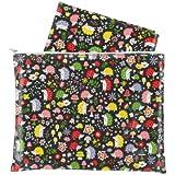 Sugarbooger Jumbo Floor Splat Mat, Hedgehog