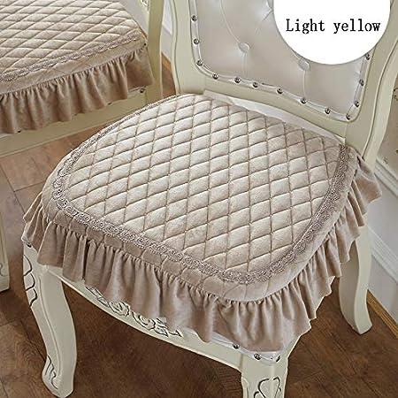 amazon cojines sillas cocina ovalados