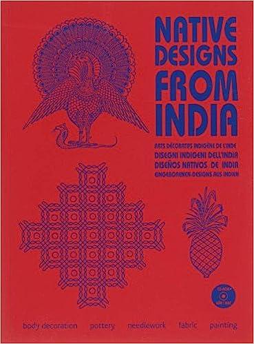 Native Designs from India (1Cédérom)