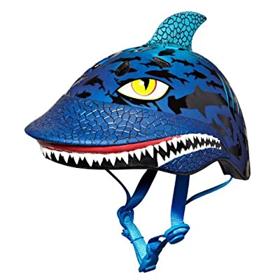 Raskullz Shark Helmets : Sports & Outdoors