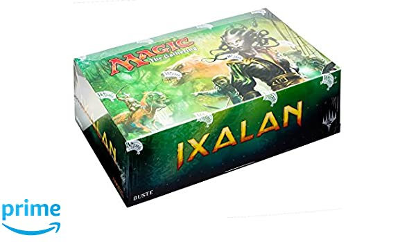 Magic The Gathering MTG - Ixalan Booster Display (36 Packs ...