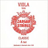 Jargar up to 16.5'' Viola A String Thick(Forte) Chromesteel