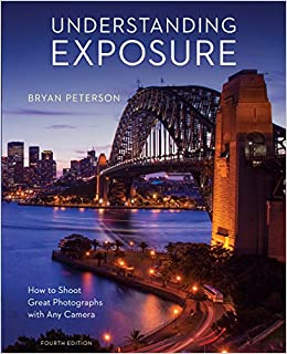 Bryan Peterson best photography books