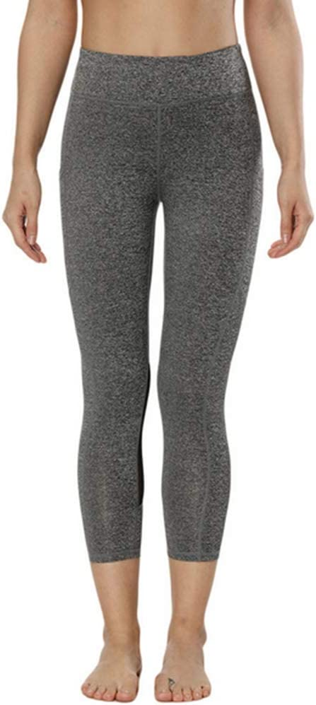 Amazon.com: Pantalones de yoga transpirables de malla para ...