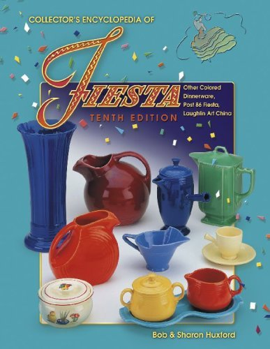 Collector's Encyclopedia of Fiesta, 10th Edition