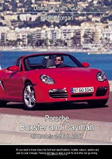 Porsche Boxster & Cayman: Ultimate Buyers Guide
