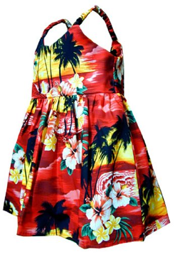 pacific-legend-girls-brilliant-hawaiian-island-sunset-toddler-bungee-dress-red-1-2-for-1yr-old