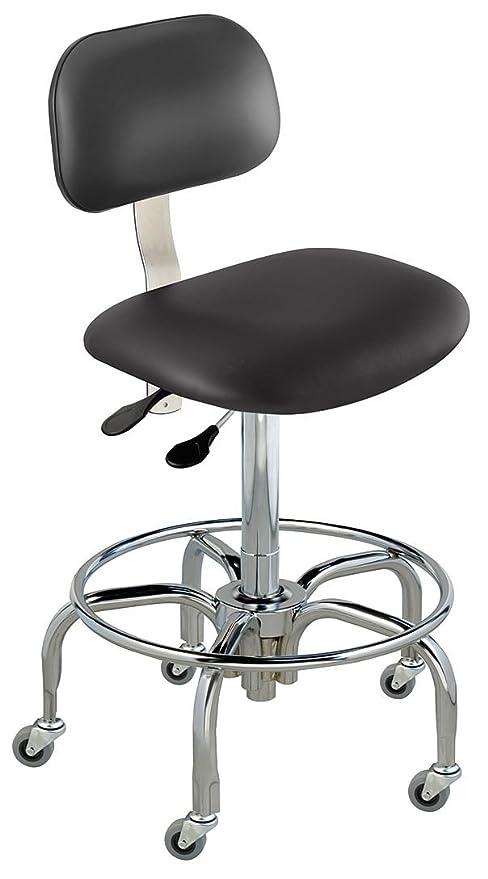 Peachy Amazon Com Biofit Btt H R Vuv Av126 Upholstered Vinyl Theyellowbook Wood Chair Design Ideas Theyellowbookinfo