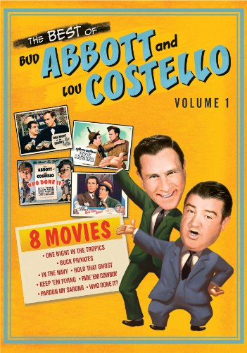 Series Universal Fashion - The Best of Bud Abbott and Lou Costello: Volume 1