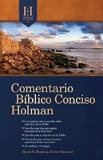 diccionario biblico conciso holman