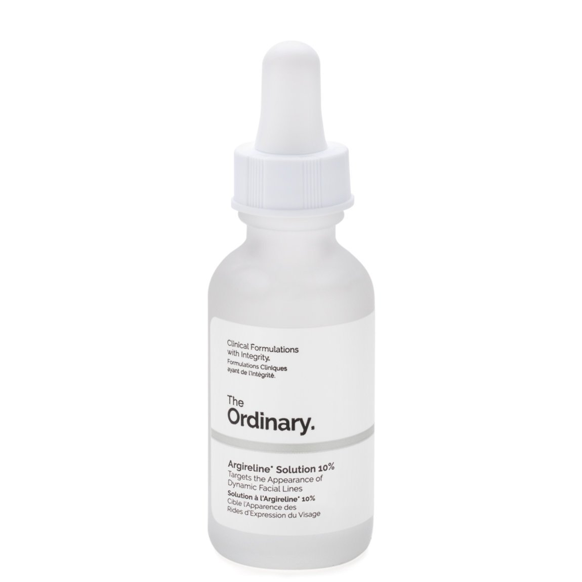 The Ordinary Argireline Solution 10% (30ml) A Lightweight Serum with 10% Argireline Peptide Complex for Anti Aging