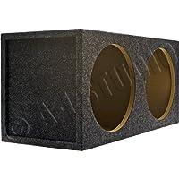 MTX Bass Slammer BS210S Dual 10 Sealed Enclosure