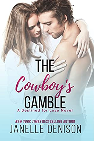 book cover of The Cowboy\'s Gamble