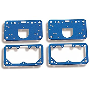 AED /& QFT Five Pack; Avenger Holley Blue Non Stick Base Gasket Demon B//G