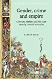 Gender, Crime and Empire, Reid, 0719066999
