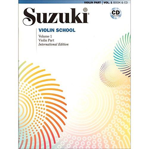(Suzuki Violin School - Volume 1 - Book and CD - International Edition)