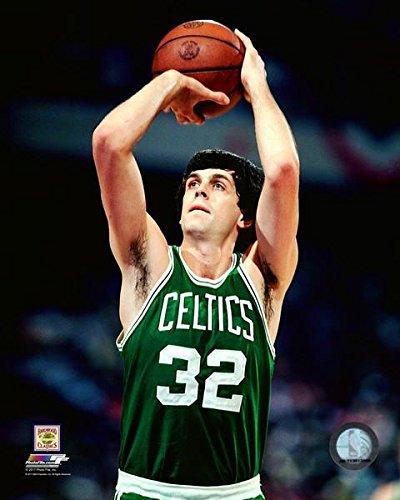 Boston Mchale Celtics Photograph - Kevin McHale Boston Celtics Action Photo (Size 8