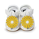 Itaar Baby Girls Summer Flower Sandals Shoes Anti-skid Soft Rubber Sole For Infants Toddlers First Walkers   amazon.com